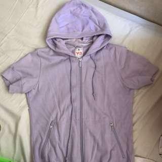 100% 真品 Y3 短袖拉鍊外套 或上衣 包順豐自提櫃