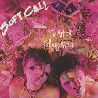 Flash sale $12 soft cell vinyl record pop rock the art of falling