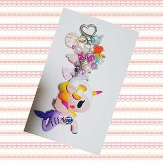Perlina Mermicorno Beads fobs
