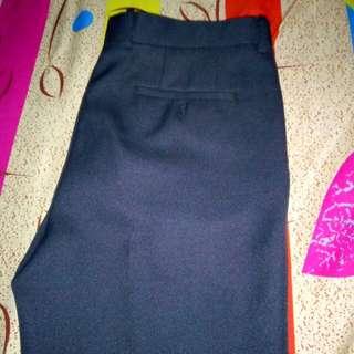 Celana formal Merk Jobs slim fit