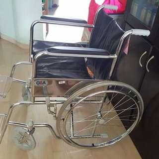 Manual Wheel Chair, New