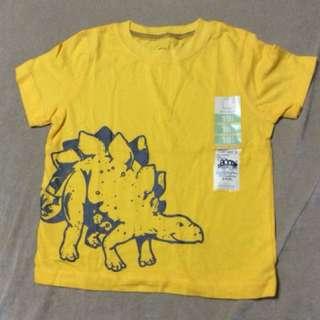Yellow Shirt Boys