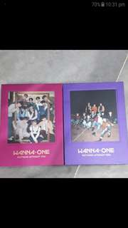 WANNA ONE OFFICIAL ALBUM