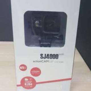 SJ4000+ Wifi ActionCam Brand New Sealed