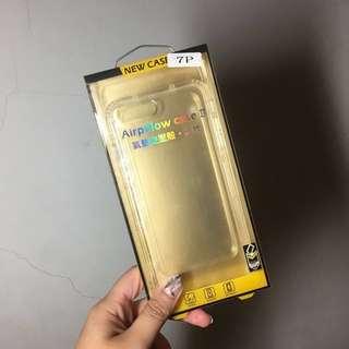 NEW CASE iPhone 7plus 二代氣墊空壓殼 無耳機孔