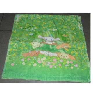 Ours Inn Hankyu Cinnamoroll 大方巾 34 x 35cm hand Towel 超軟、靚質地
