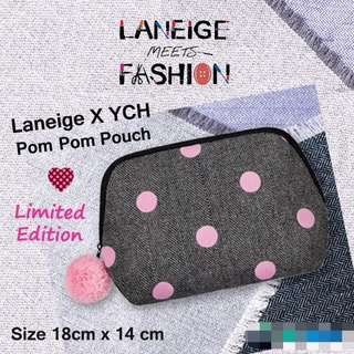 Pouch Makeup Laneige