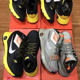 NIKE KD TREY II 全新 佛價 籃球鞋 只剩銀色