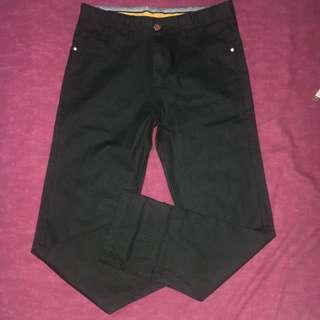 Fresh Gear Black Pants