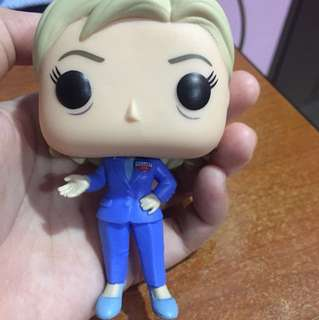 Rare Funko Pop Hillary Clinton