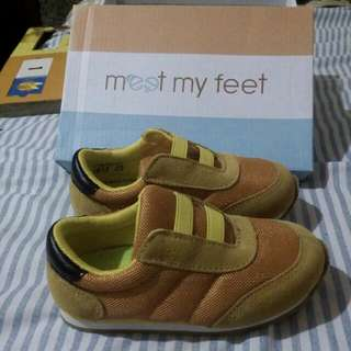 Unisex Meet my Feet Shoes