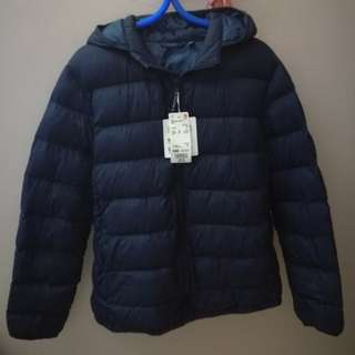 Uniqlo Winter Jacket - Dark Blue #midjan55