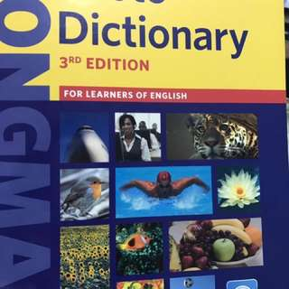 Photo Dictionery for English (with 2 CD). Price inclusive normal postage.