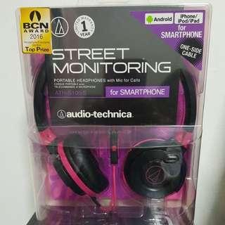 BNIB Audio Technica ATH-S100iS