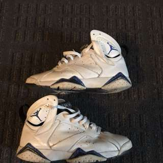 Jordan 7s (Orlando) size 9