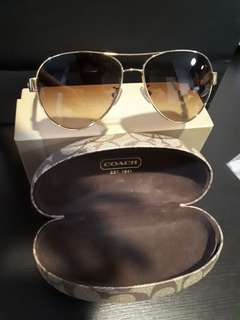 Coach Sunglasses authentic brand new