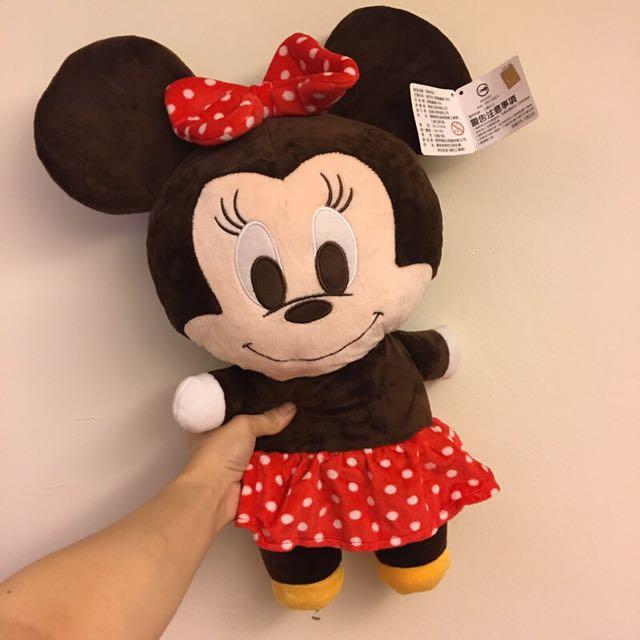 迪士尼米妮娃娃