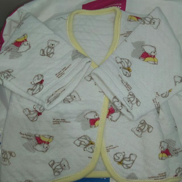 新生兒厚棉套裝