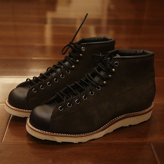 全新 Chippewa Monkey Boots 猴子靴 7.5EE 猴子靴(Dr Martens Red Wing  Levi's Carhartt)