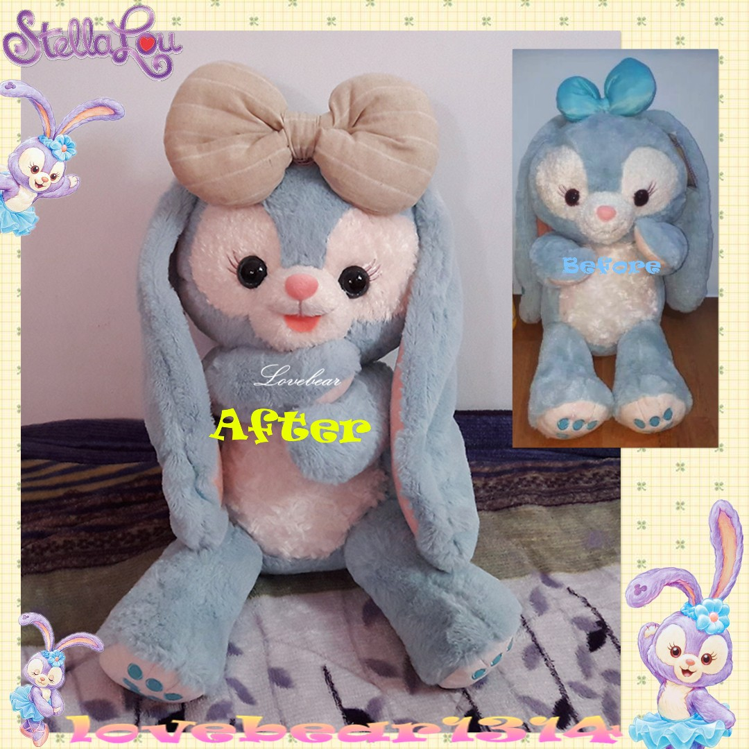 《展示-仿兔改造》 彩色史黛拉M號