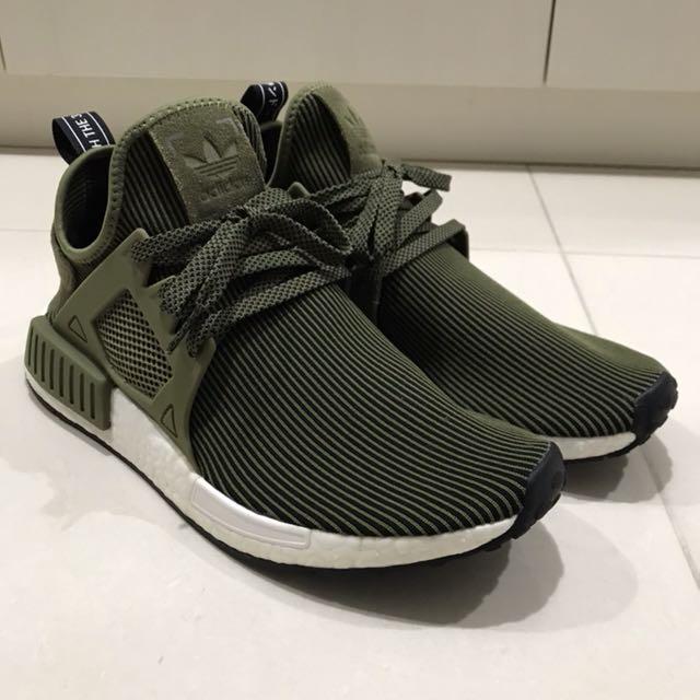 81ff30bf17b6b Adidas NMD XR1 PK Olive Green US9