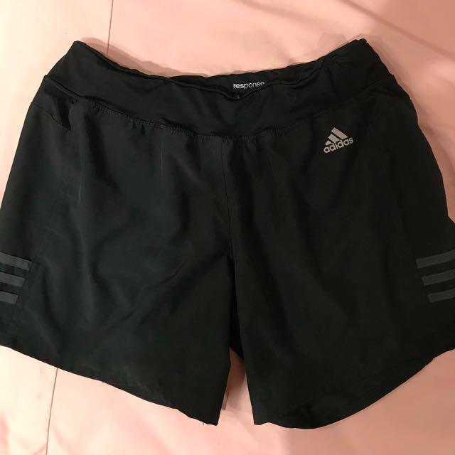 Adidas全新運動短褲-吊牌已拆L號