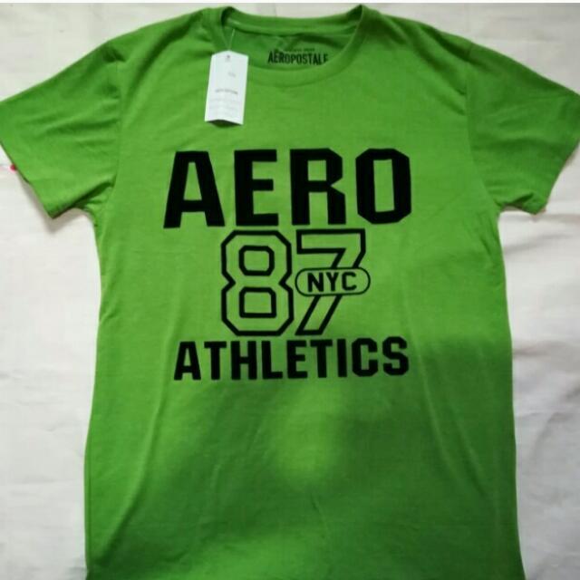 Aeropostale Shirt (Green)
