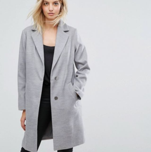 ASOS New Look Tailored Coat