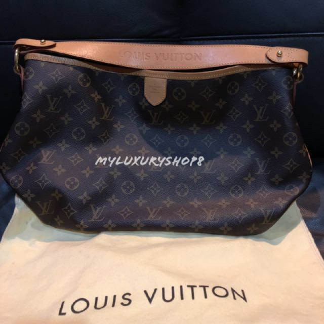 b004e34c64e Authentic - Louis Vuitton - Delightful PM Monogram M40352