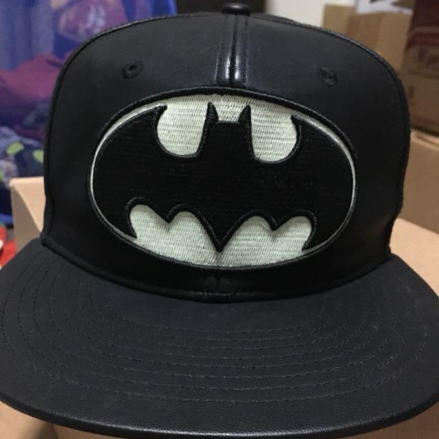 Bat man蝙蝠俠CACO帽子