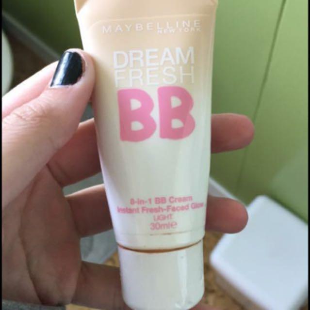 Bb cream makeup