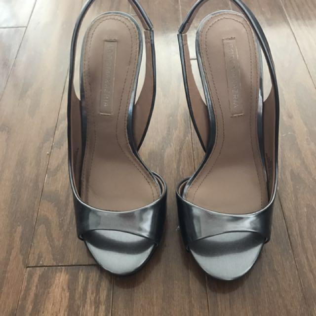 BCBG heels. Size 36.5(6.5) never worn.