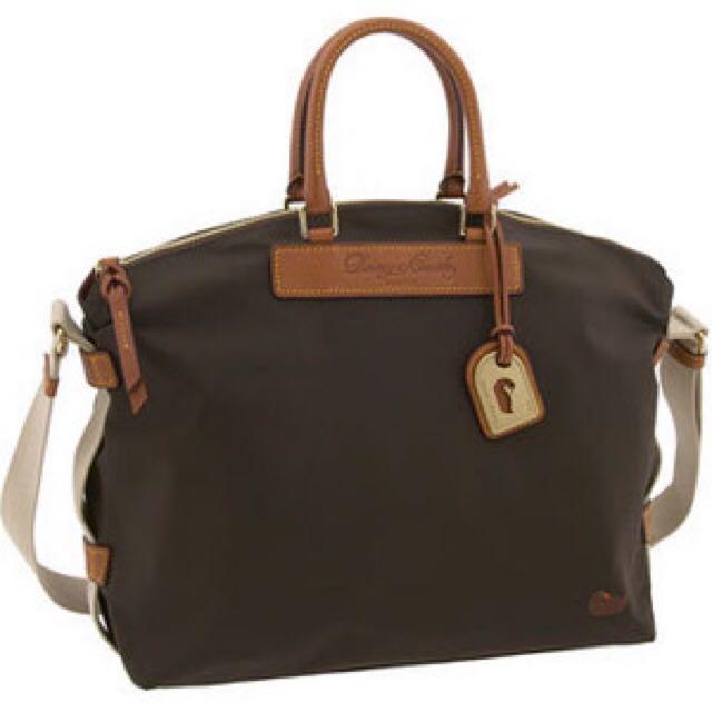Black Dooney and Bourke bag