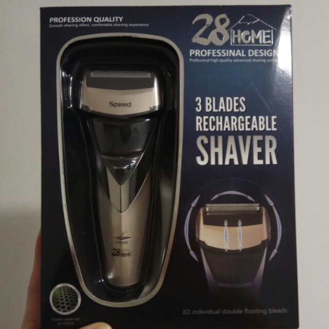 BNIB Rechargeable Electric Shaver