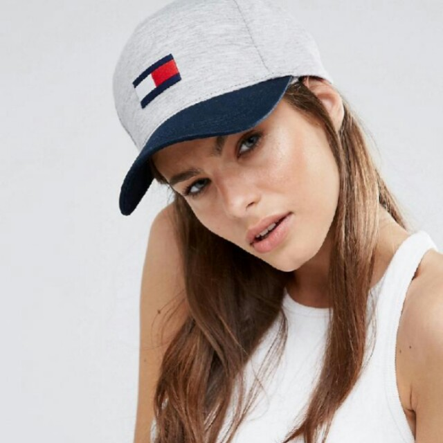7014364d BNWT Tommy Hilfiger Baseball Cap, Women's Fashion, Accessories on ...