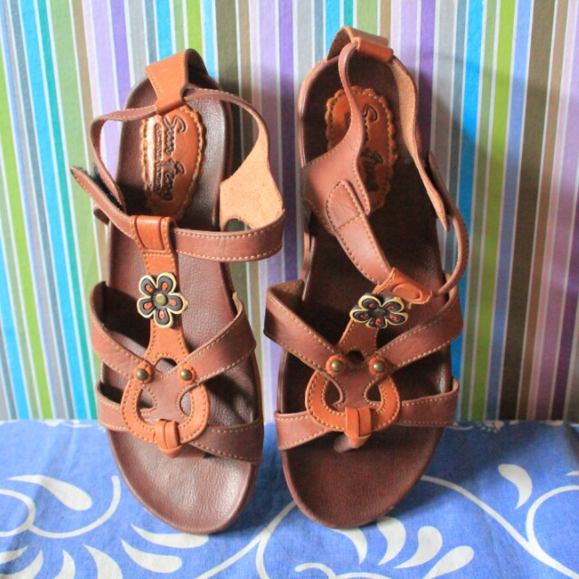 Bohemian shoes sandal