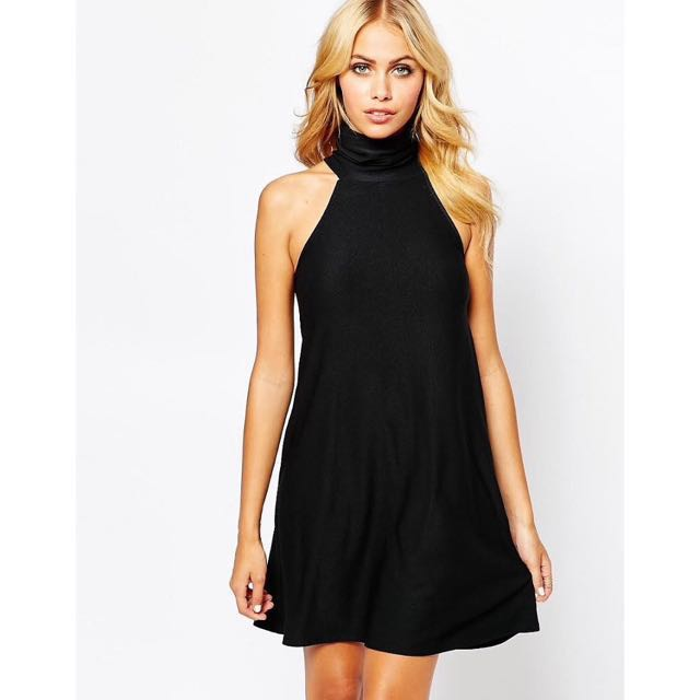 BOOHOO little black dress