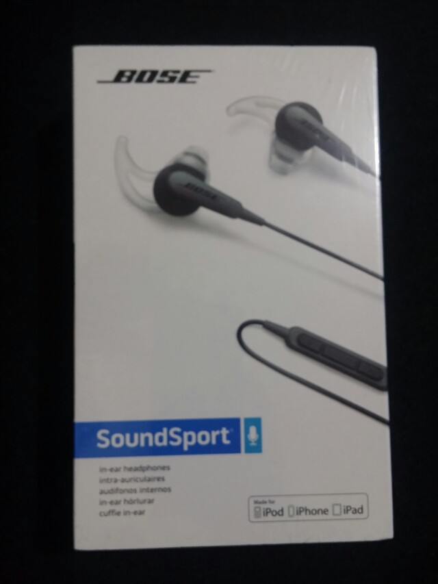 Bose Soundsport Earphone