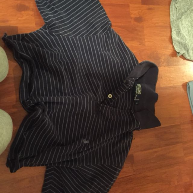Brandy polo and aritzia tops all $7 fits small or medium