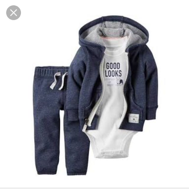 Carters 3in1 Jacket