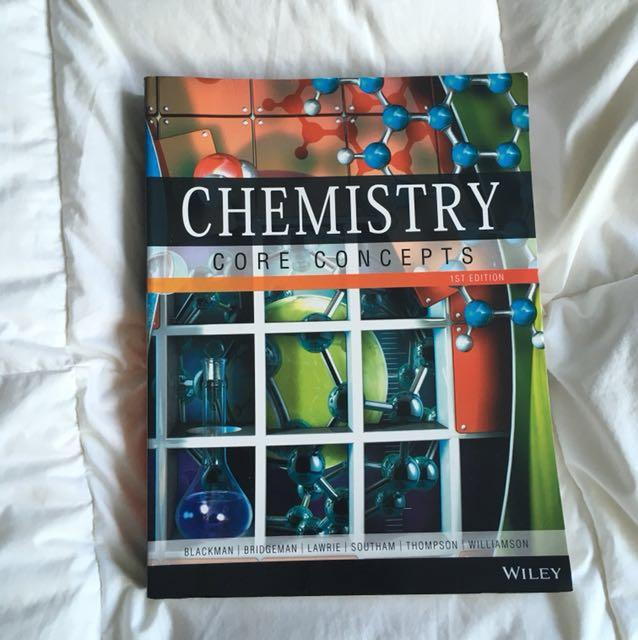 Chemistry Core Concepts