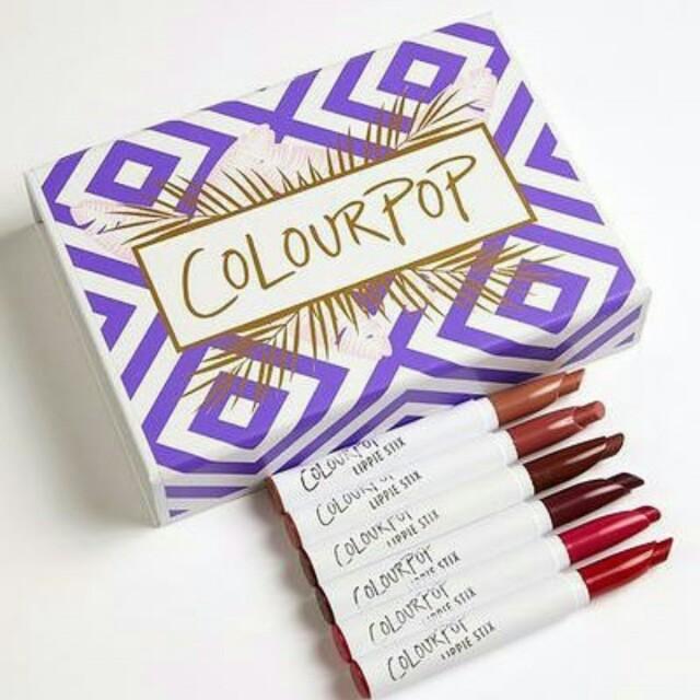 Colourpop Staycation Set