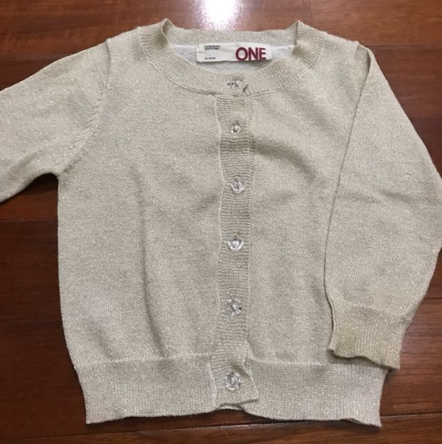 Cotton on sweater size 1
