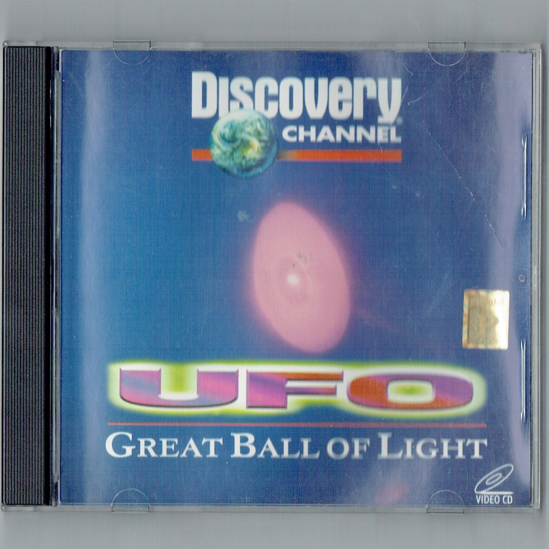 Discovery Channel's UFO: Great Balls of Light VCD