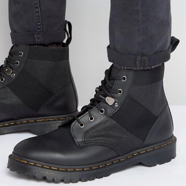 """DR MARTENS """"BEAM"""" Boots"""