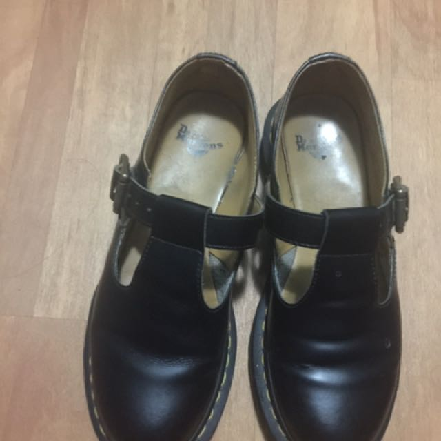 Dr Martens T-bar Polley Mary Janes