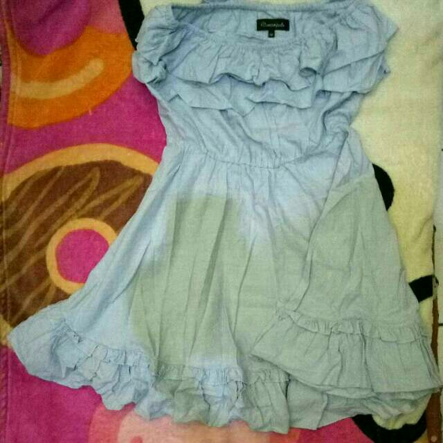 Dress Kemben Lucu