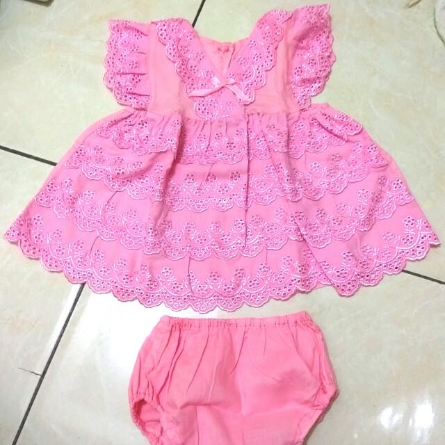 Dress lace baby