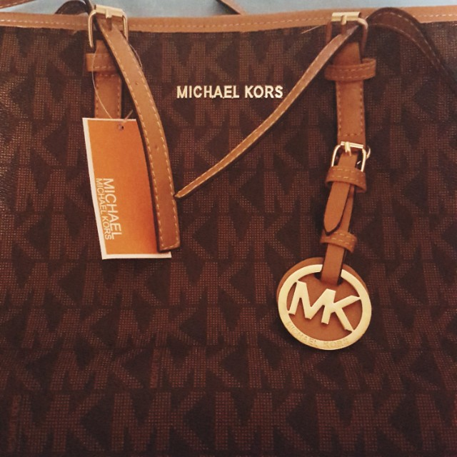Genuine Michael Kors Large Tote Handbag