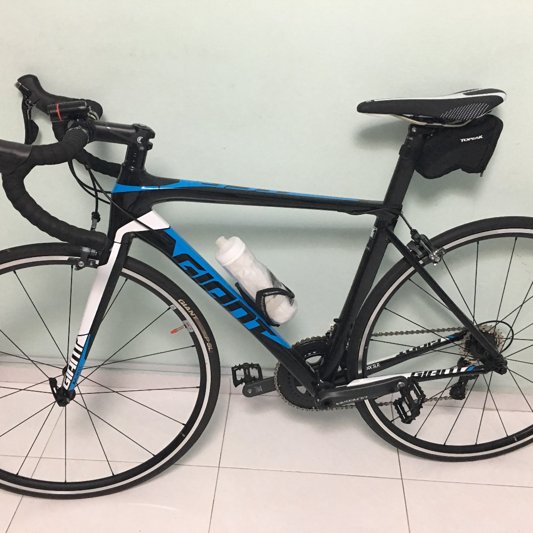Griant TCR SLR 1 2016 Priced to Sell